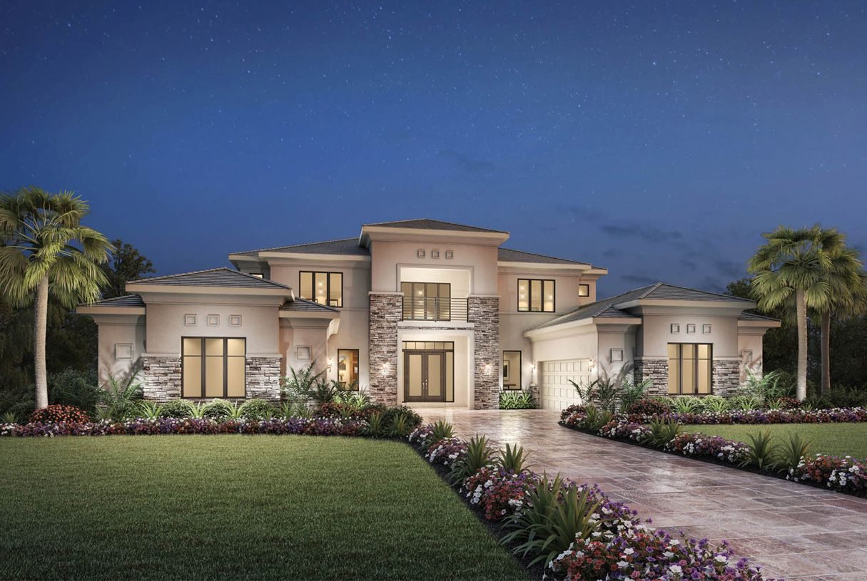 Single Family for Sale at Royal Palm Polo - Signature Collection - Mcintosh Ii 2703 Nw 71st Boulevard Boca Raton, Florida 33496 United States