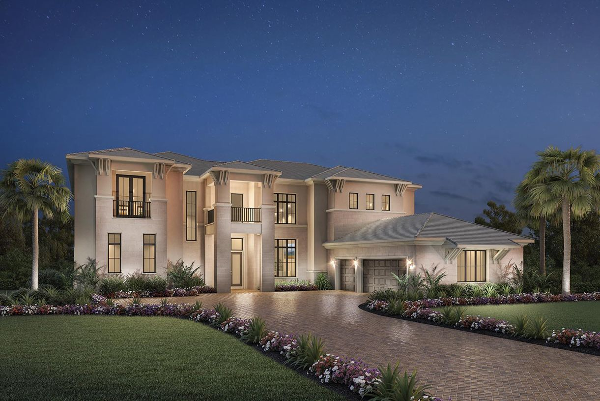 Single Family for Sale at Royal Palm Polo - Signature Collection - Villa Divina 2703 Nw 71st Boulevard Boca Raton, Florida 33496 United States