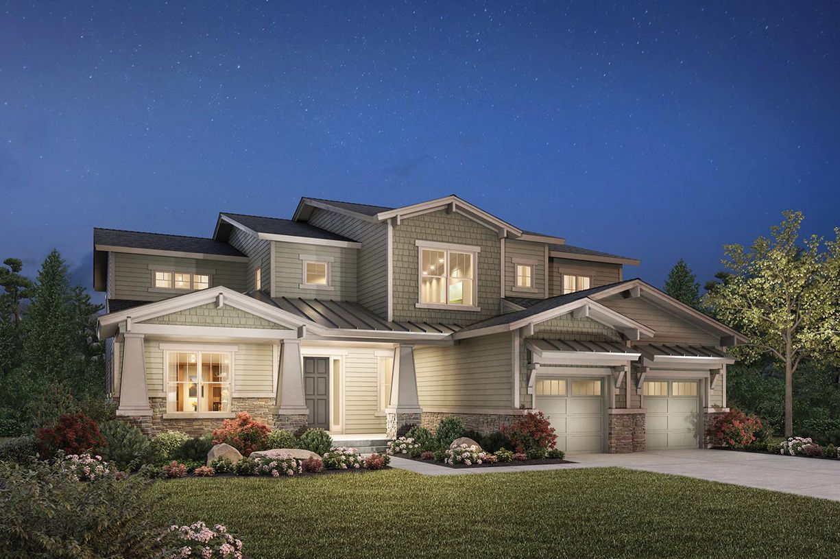 Single Family for Sale at Vista Point At Southshore - Bella 27391 E. Lakeview Drive Aurora, Colorado 80016 United States