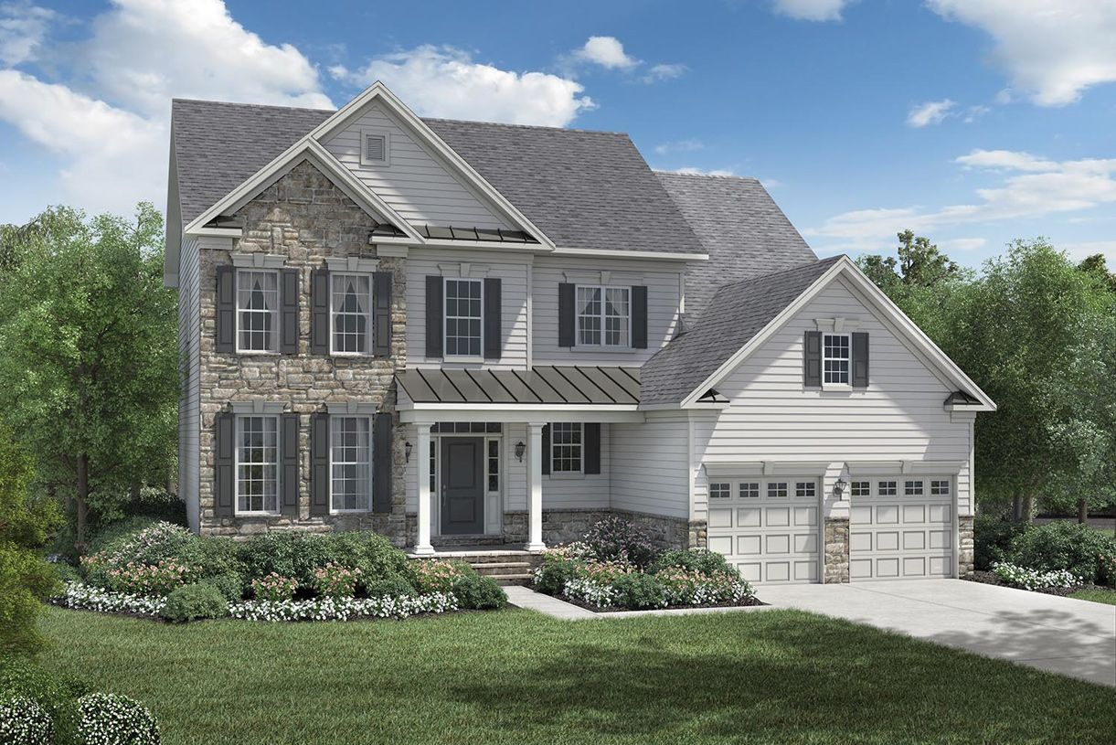 Single Family for Active at Hopewell Glen - The Gardens - Amherst 45 Fenton Way Hopewell Junction, New York 12533 United States