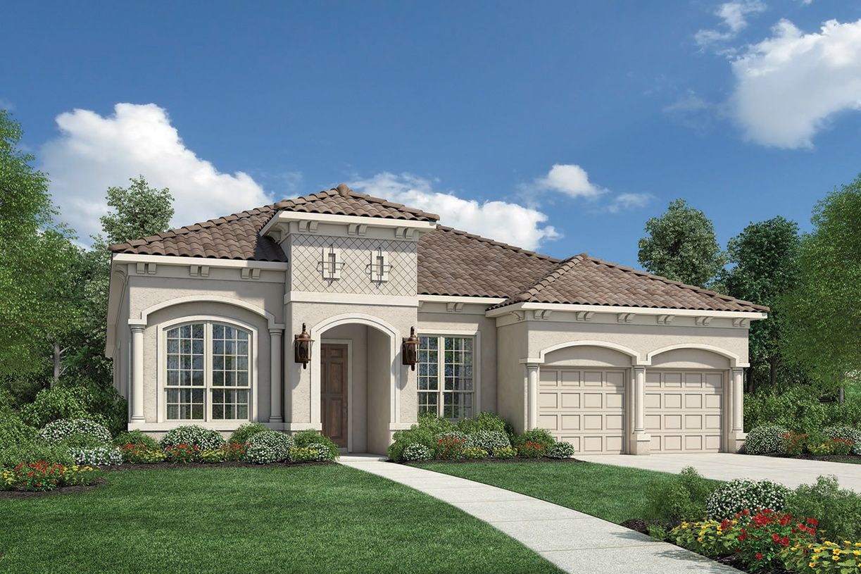 Single Family for Active at Westworth Falls - Sapphire 101 Mcnaughton Lane Westworth Village, Texas 76114 United States