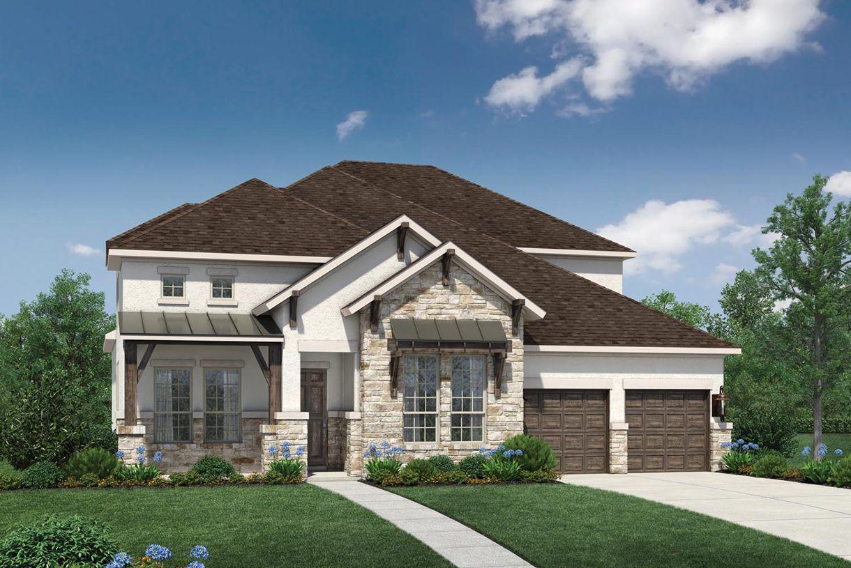 Single Family for Sale at Westworth Falls - Yukon 101 Mcnaughton Lane Westworth Village, Texas 76114 United States
