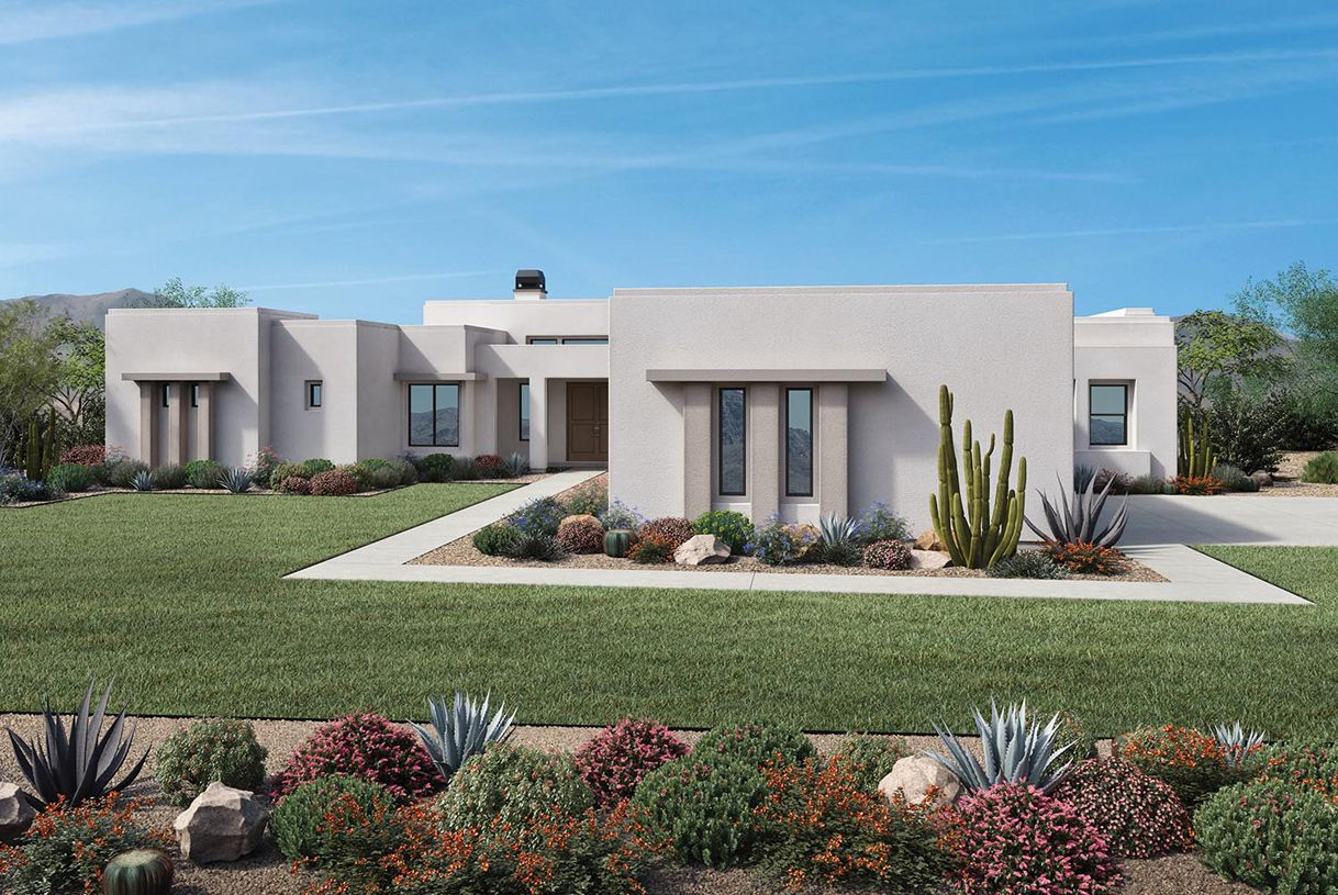 Single Family for Active at Toll Brothers At Whitewing - Solandra 2731 East Pelican Court Gilbert, Arizona 85297 United States