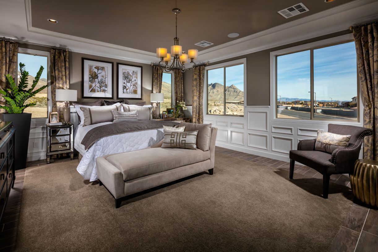 House Plans With Dual Master Suites Altura New Homes In Las Vegas Nv By Toll Brothers