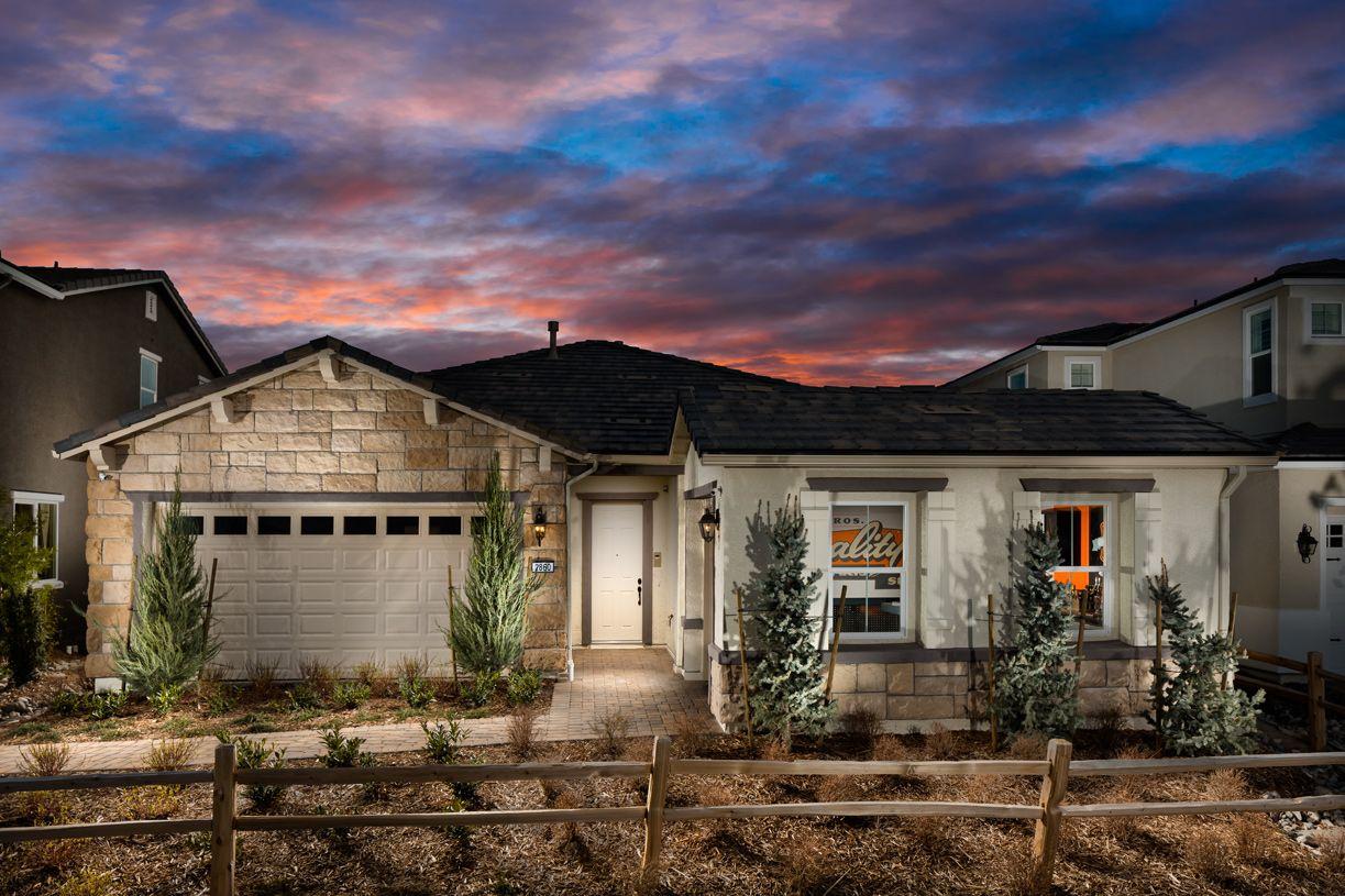 Single Family for Active at Hillcrest (Nv) 2680 Ethelinda Way Reno, Nevada 89521 United States