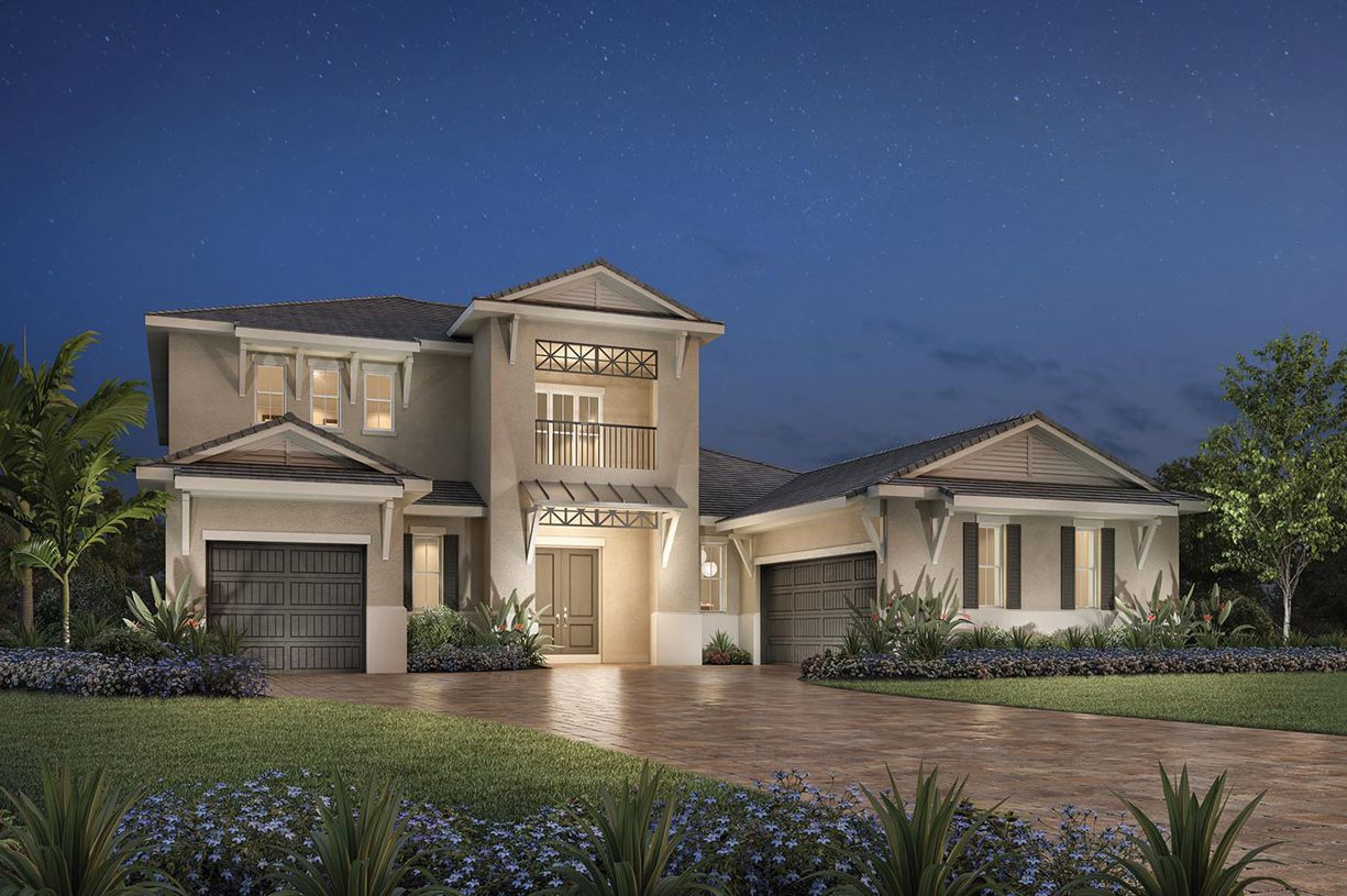 Azure At Hacienda Lakes - Signature Collection - Avanti 8786 Saint Lucia Drive Naples, Florida 34114 United States