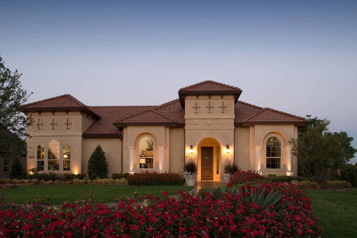 Single Family for Active at Palazzo 3754 Hamilton Heights Avenue Frisco, Texas 75034 United States