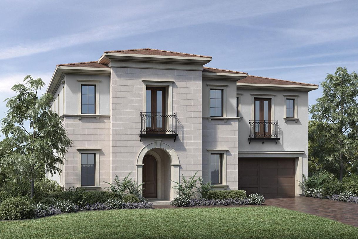 Single Family for Sale at Meridian At Altair - Luna 84 Spacial Irvine, California 92618 United States