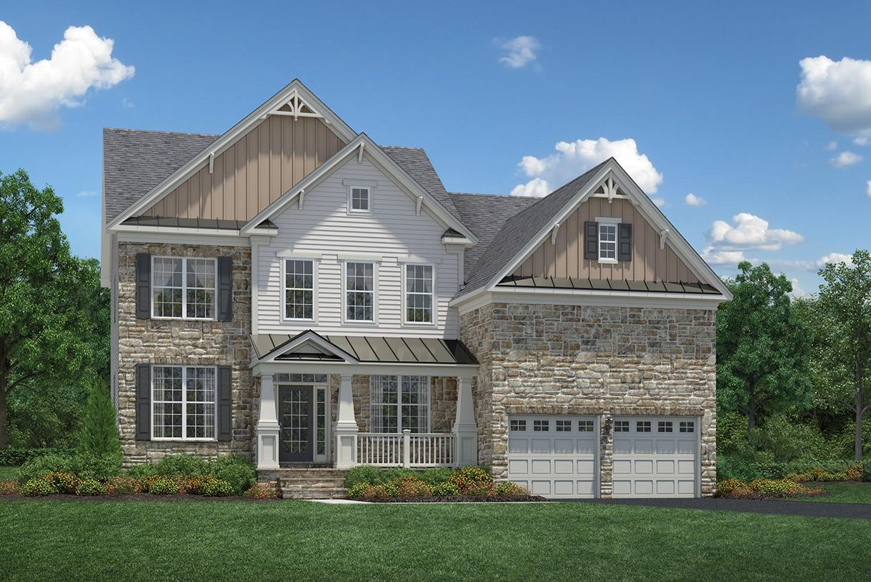 Toll Brothers Summit Estates At Westchester Hopewell