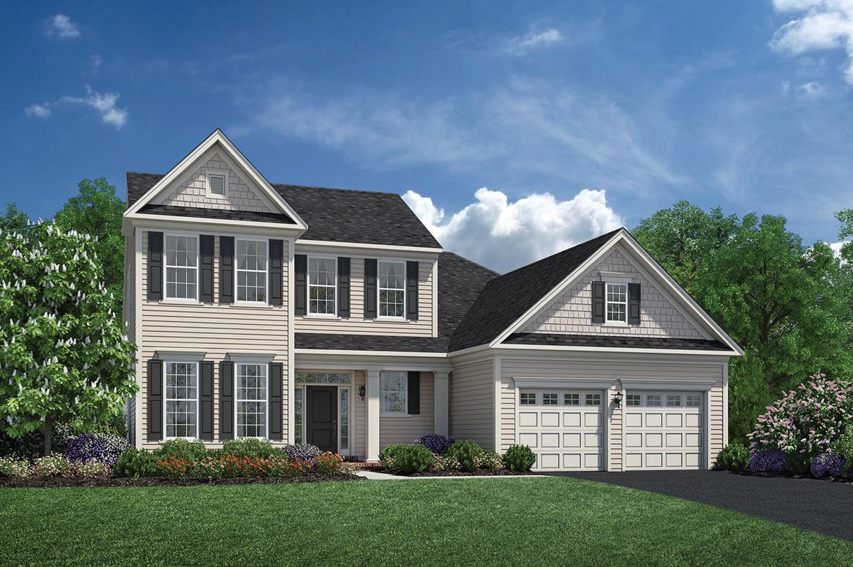 Single Family for Active at Regency At Monroe - The Fairways - Pennington 530 Buckelew Avenue Monroe Township, New Jersey 08831 United States