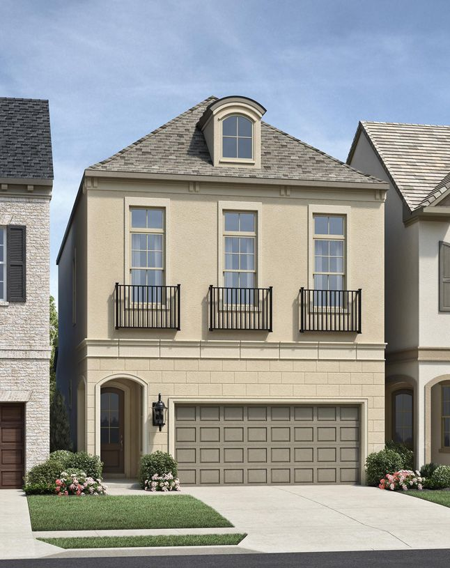 Single Family for Sale at Somerset Green - Birmingham 725 Somerset Commons Lane Houston, Texas 77055 United States