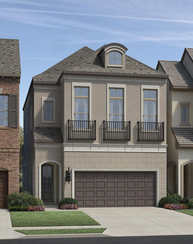 Single Family for Sale at Somerset Green - Sheffield 725 Somerset Commons Lane Houston, Texas 77055 United States