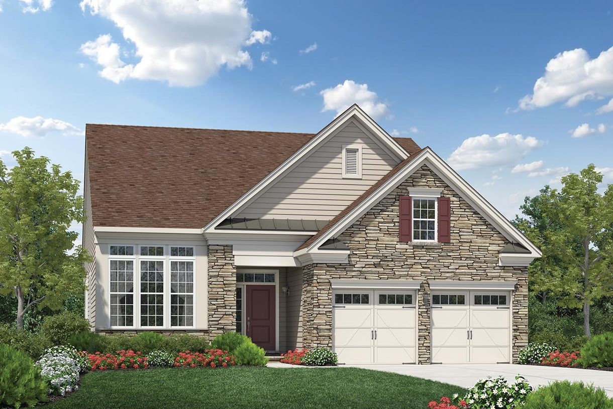 Single Family for Active at Regency At Freehold - Houghton 5 Old Eagle Road Freehold, New Jersey 07728 United States
