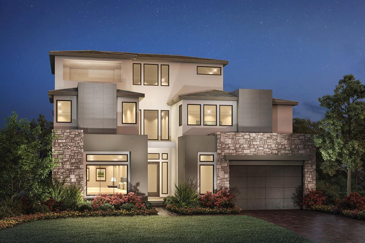 Single Family for Sale at Westcliffe At Porter Ranch - Cascades Collection - Elara Elite 20340 W. Aberdeen Lane Porter Ranch, California 91326 United States