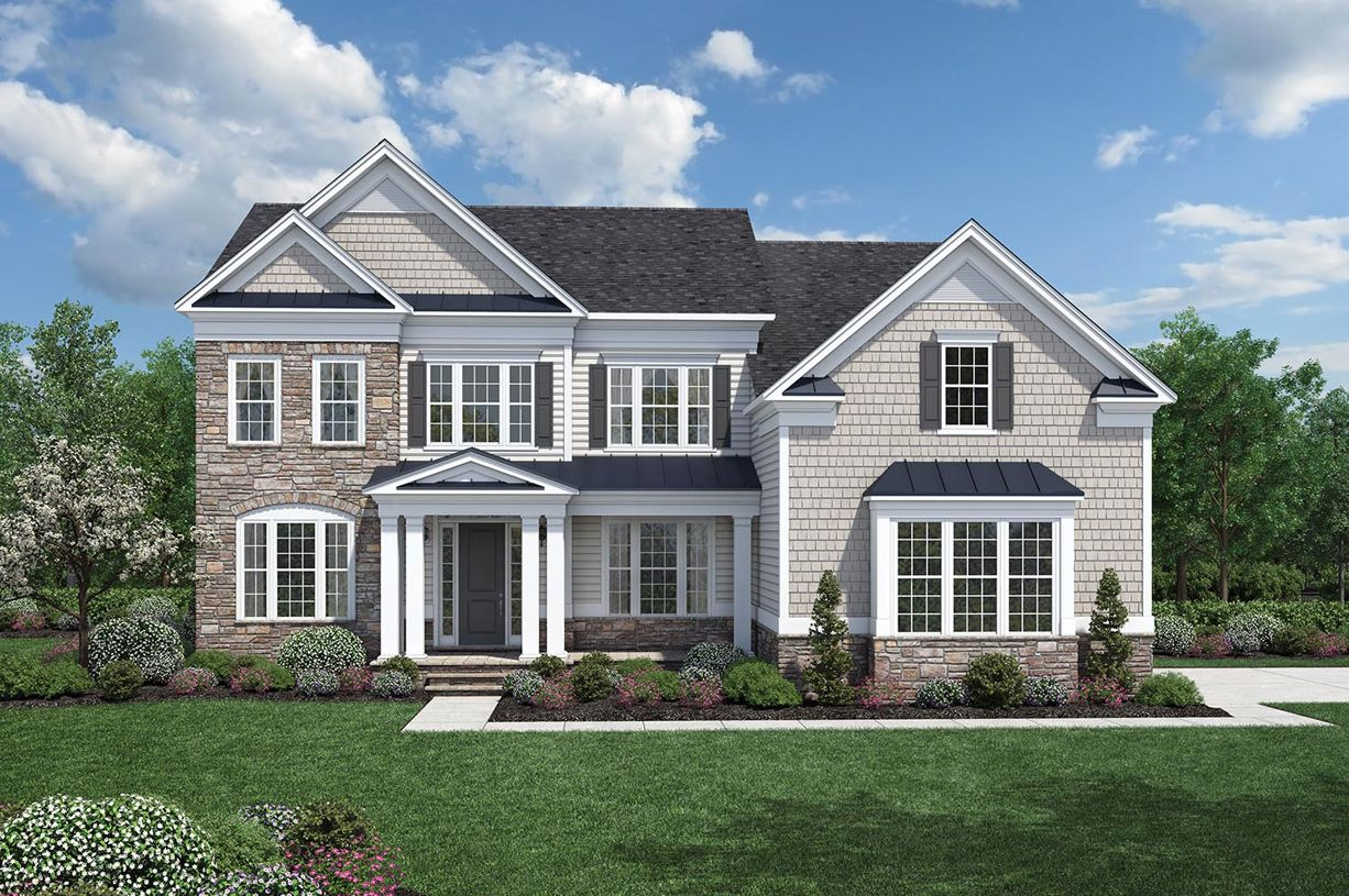 Unifamiliar por un Venta en Trotters Glen - Duncan 2625 Dapple Grey Court Olney, Maryland 20832 United States