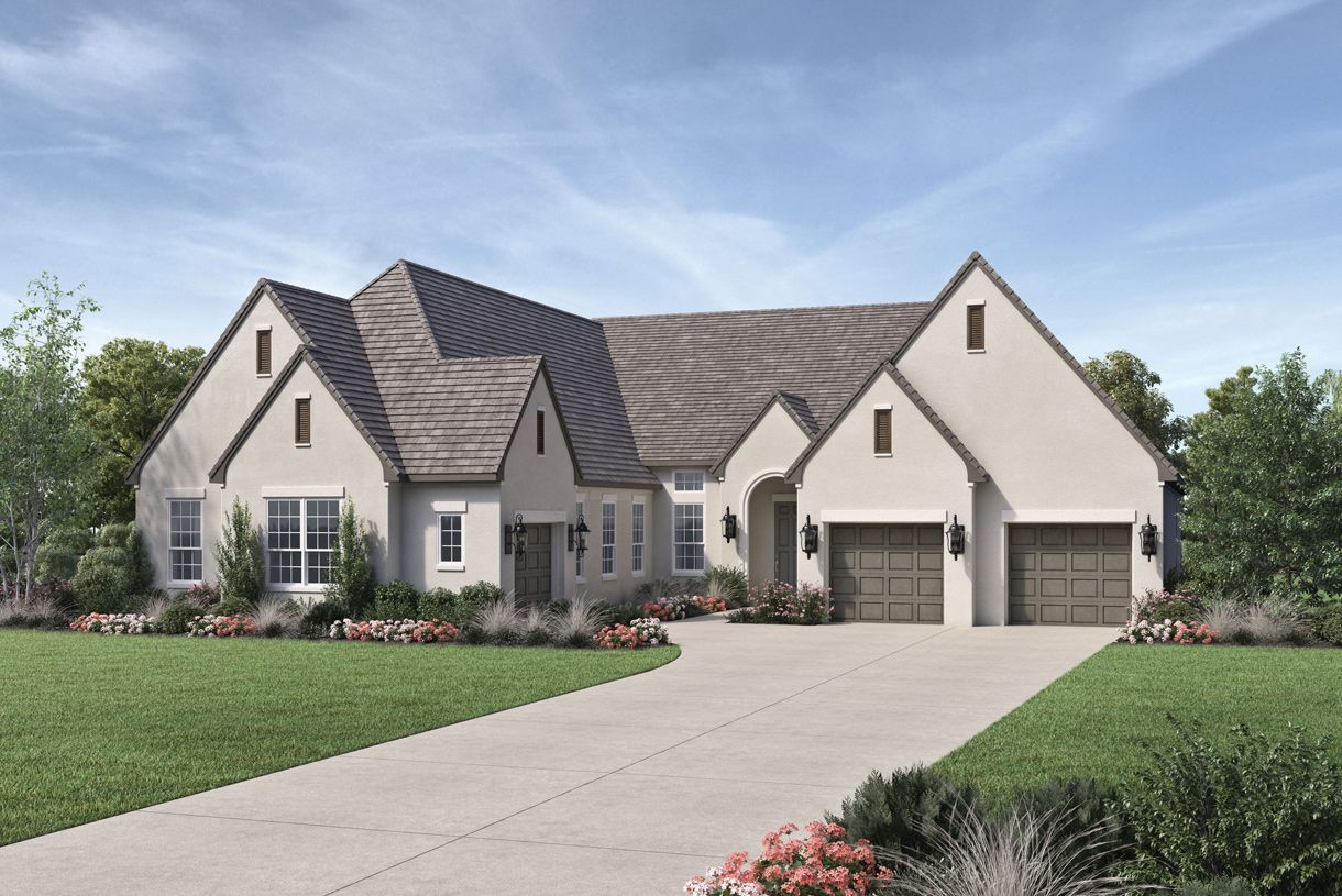 Single Family for Sale at Oakbridge At Flower Mound - Cotillion Spinks Road And Aberdeen Drive Flower Mound, Texas 75028 United States