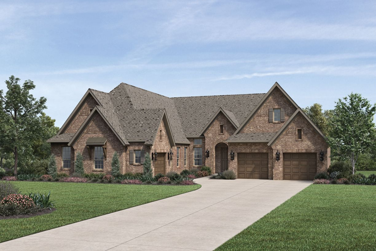 Single Family for Sale at Cotillion 2250 Fossett Drive Flower Mound, Texas 75028 United States