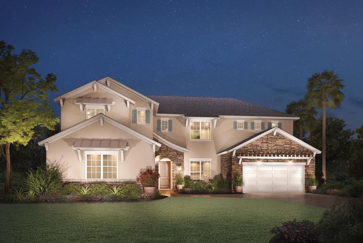 Single Family for Active at Coastal Oaks At Nocatee - Estate & Signature Collections - Delmonico 77 Portsmouth Bay Avenue Ponte Vedra, Florida 32081 United States