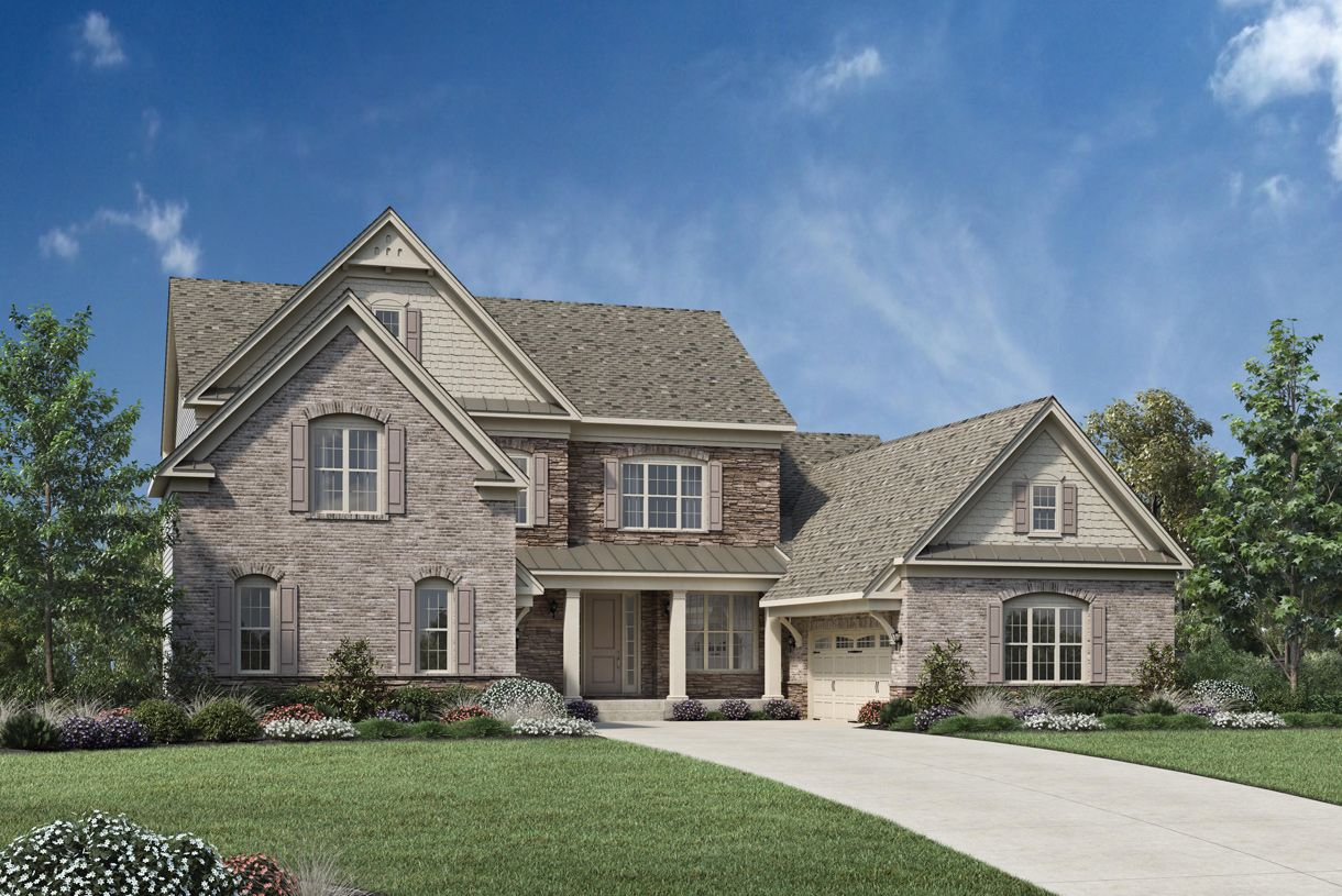 Single Family for Active at Hasentree - Signature Collection - Pullen 1112 Keith Road Wake Forest, North Carolina 27587 United States