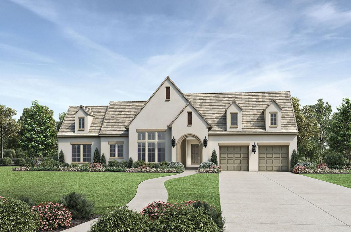 Single Family for Sale at Parkside At Fairview - Windcrest 1700 Big Bend Blvd. Fairview, Texas 75069 United States