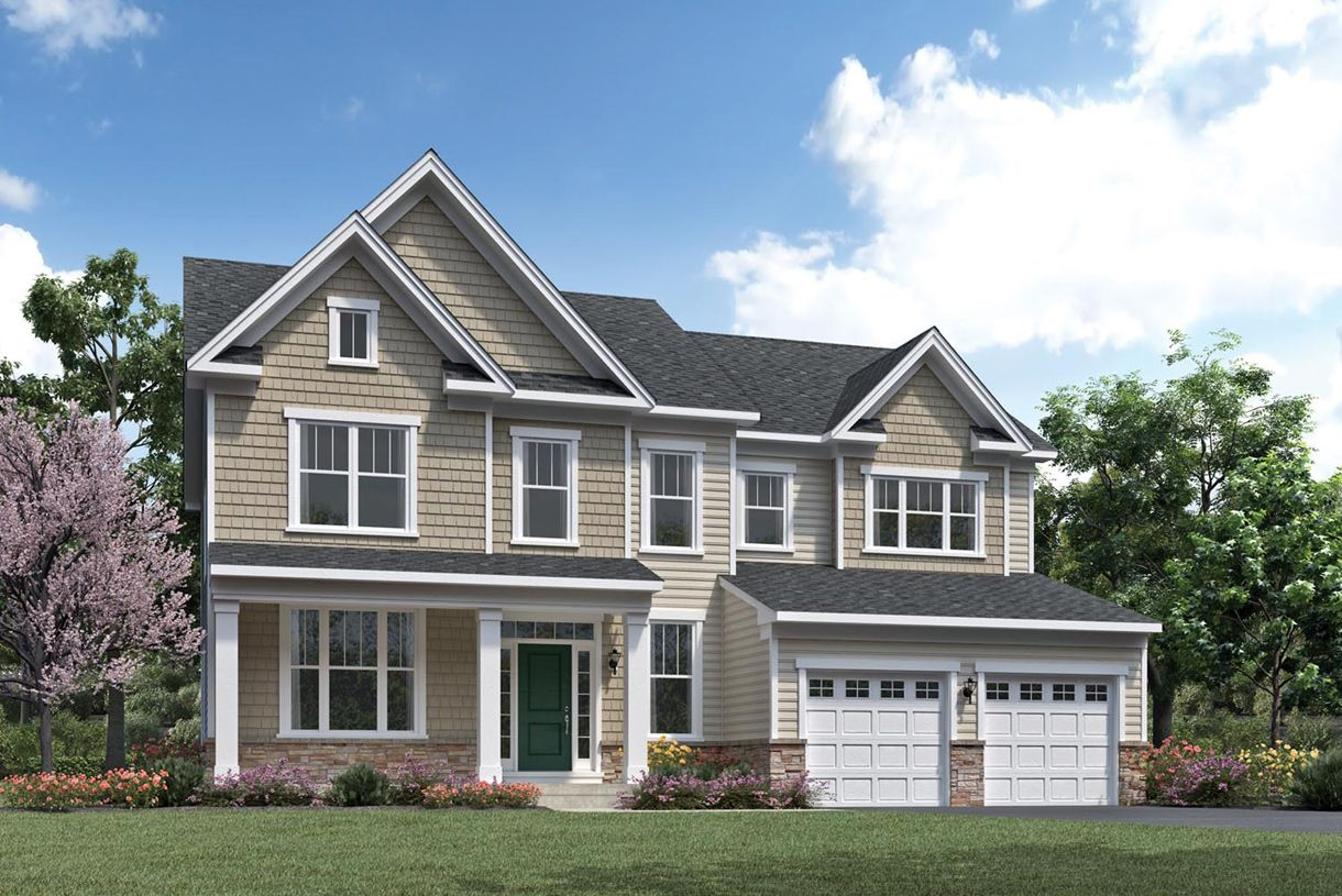 Single Family for Sale at Great Valley Crossing - Lynnfield 99 Church Road Malvern, Pennsylvania 19355 United States