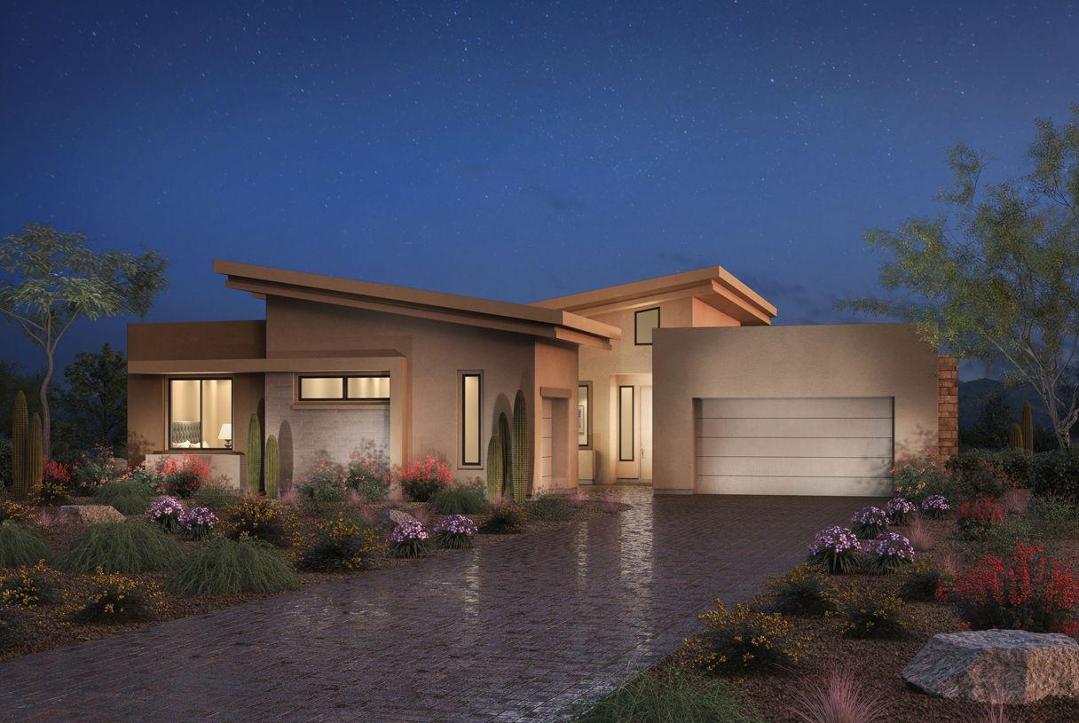 Single Family for Sale at Toll Brothers At Adero Canyon - Cataloni 13225 N. Eagle Ridge Drive Fountain Hills, Arizona 85268 United States