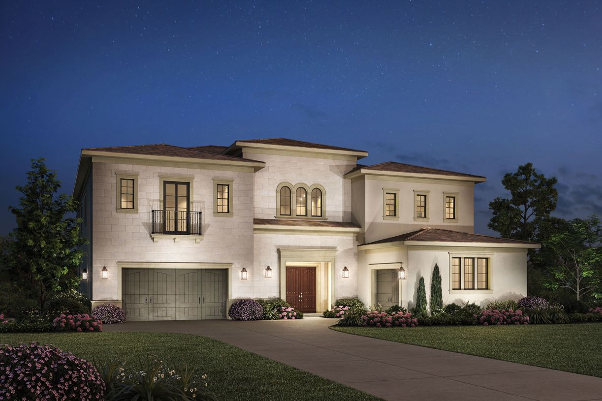 Single Family for Sale at Palomar At Pacific Highlands Ranch - Savenza 6154 Lemonglaze Court San Diego, California 92130 United States