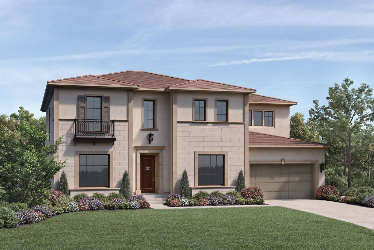 Single Family for Sale at Canyon Oaks - Castagna 11010 Sweetwater Court Chatsworth, California 91311 United States