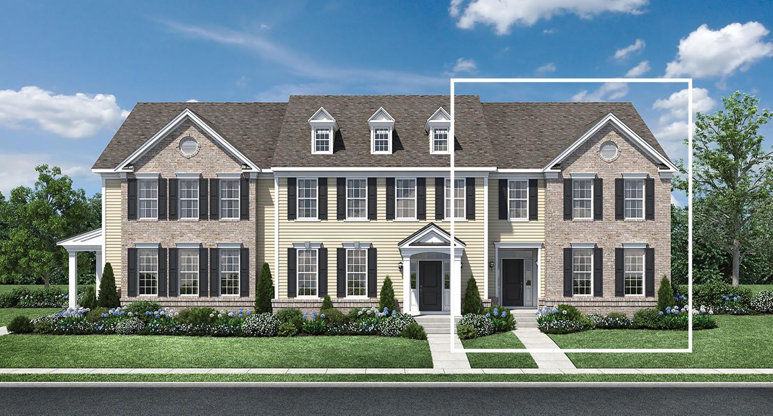 Multi Family for Sale at Enclave At Princeton Junction - Fenwood 43 Old Bear Brook Road Princeton, New Jersey 08540 United States