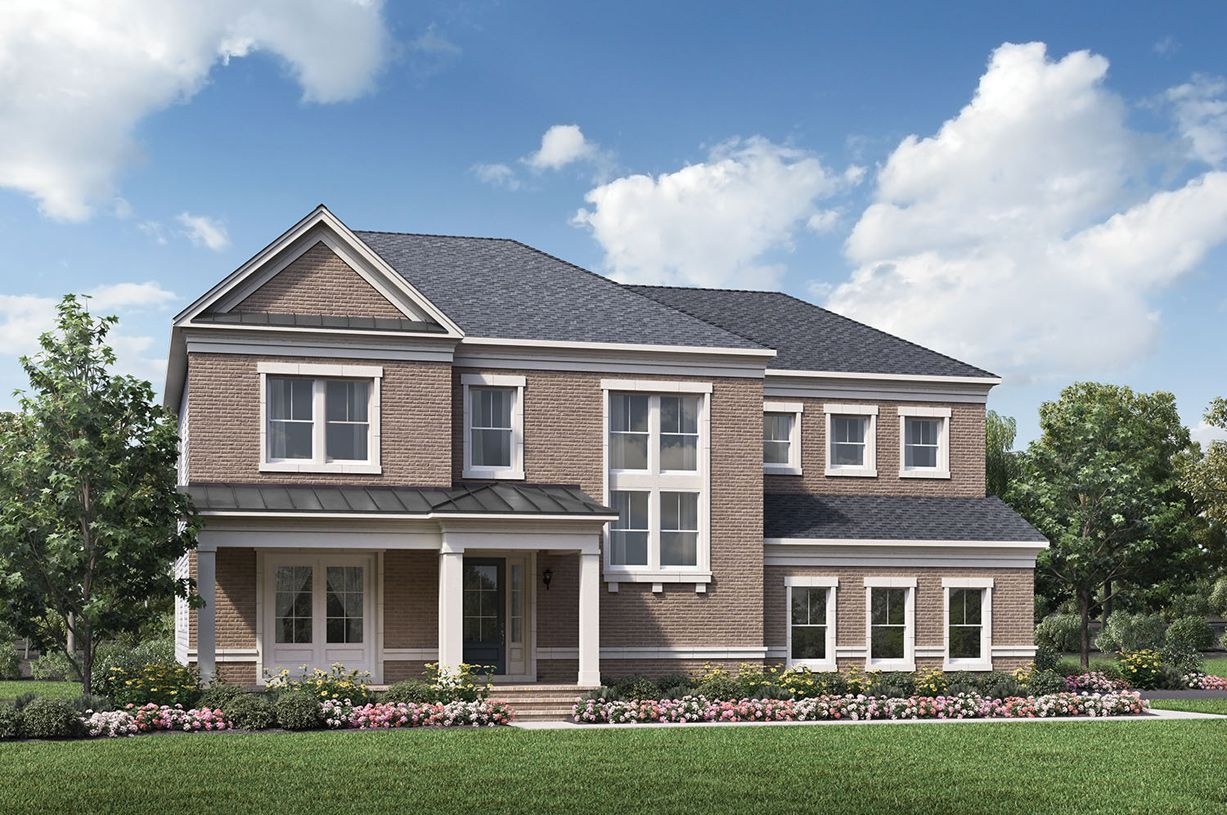 Single Family for Active at Dominion Valley Country Club - Executives - Reston 15145 Sky Valley Drive Haymarket, Virginia 20169 United States