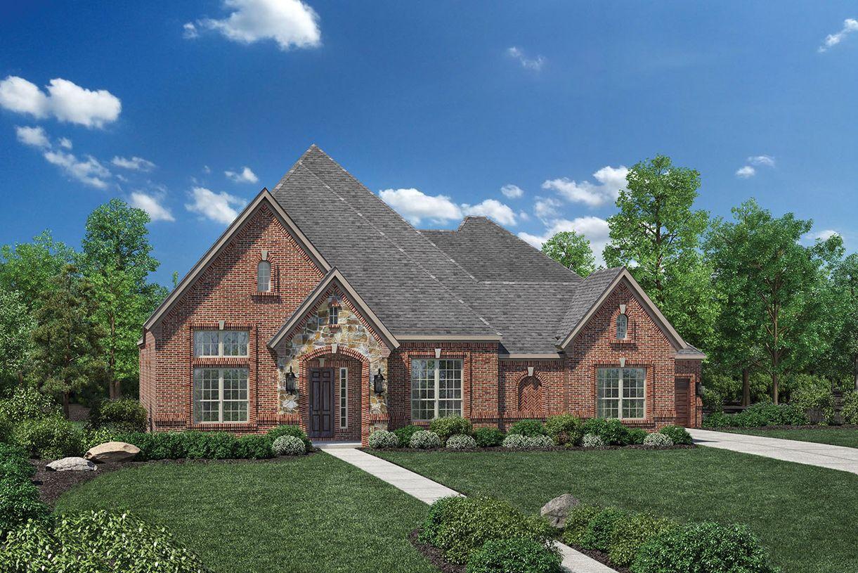 Single Family for Active at Northgrove - Estate Collection - Palazzo 8550 Burdekin Road Magnolia, Texas 77354 United States