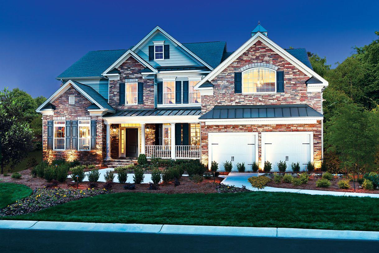 Single Family for Active at Duke 6017 Candlestick Lane Lancaster, South Carolina 29720 United States