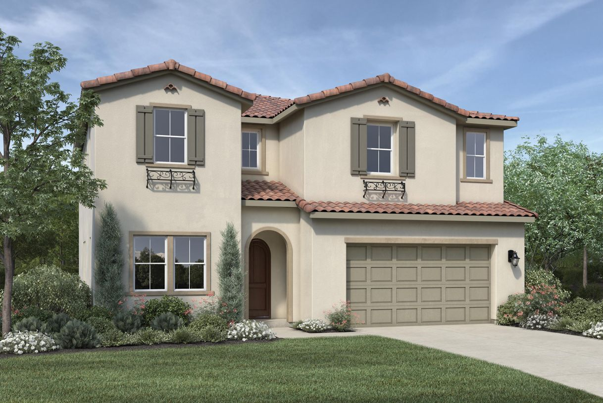 Single Family for Sale at Avalon At Plum Canyon - Cesena 19120 Lauren Lane Santa Clarita, California 91350 United States