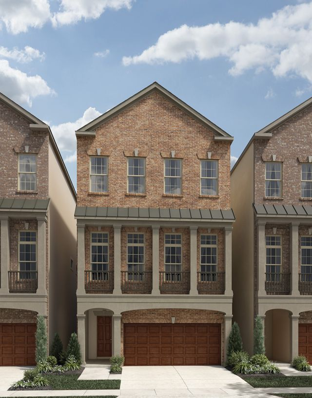 Single Family for Sale at Somerset Green - Ashburn 725 Somerset Commons Lane Houston, Texas 77055 United States