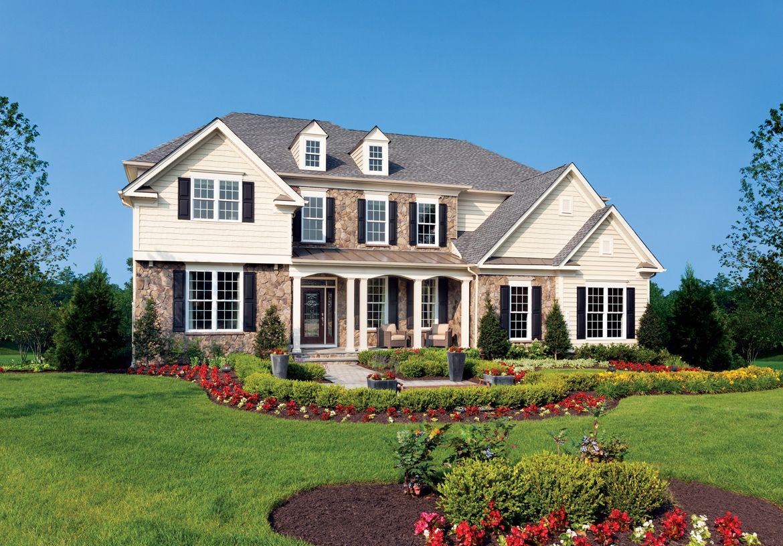 Unifamiliar por un Venta en Orchard Ridge At Mahwah - Stansbury 315 East Crescent Avenue Mahwah, New Jersey 07430 United States