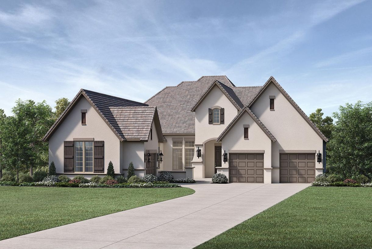 Single Family for Active at Northgrove - Estate Collection - Lowell 8550 Burdekin Road Magnolia, Texas 77354 United States