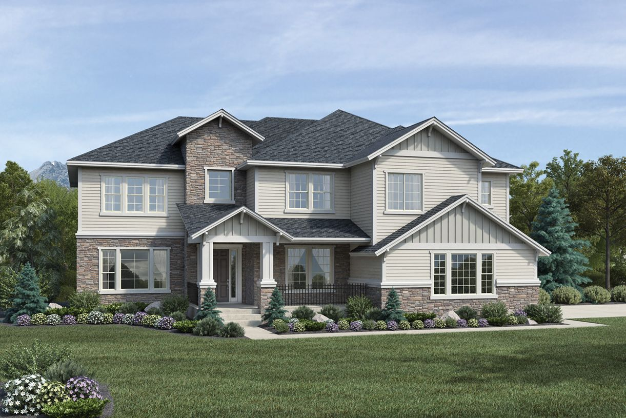 Single Family for Active at The Estates At Kechter Farm - Valmont 6114 Hawks Perch Lane Fort Collins, Colorado 80528 United States
