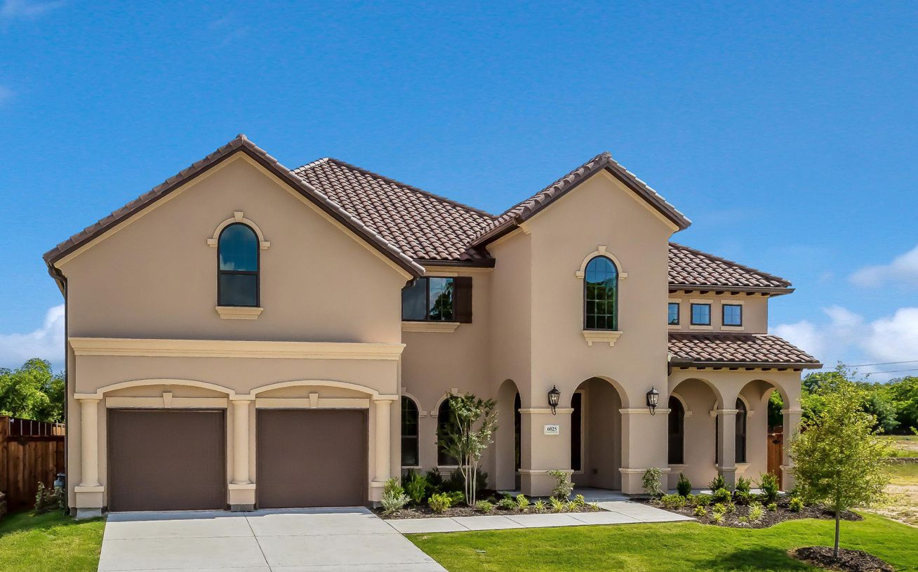 Single Family for Active at Maltese 6025 Westworth Falls Way Westworth Village, Texas 76114 United States