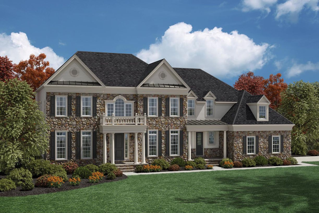 Single Family for Active at The Woods Of South Barrington - Signature Collection - Weatherstone 2 Acadia Drive South Barrington, Illinois 60010 United States