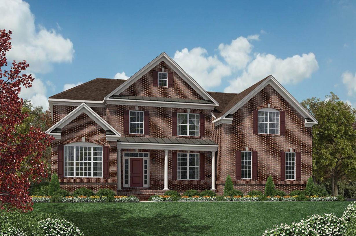 Single Family for Active at The Woods Of South Barrington - Signature Collection - Hopewell 2 Acadia Drive South Barrington, Illinois 60010 United States