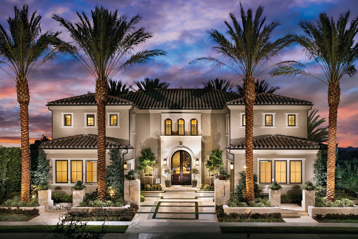 Single Family for Sale at Estancia At Yorba Linda - Olimpico 18300 Tytris Way Yorba Linda, California 92886 United States