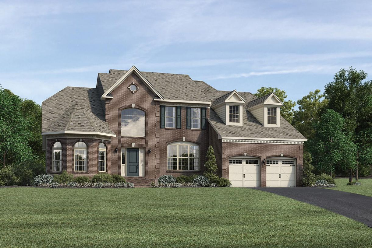 Single Family for Active at Marlboro Ridge - The Hunt - Waterford 4602 Bridle Ridge Road Upper Marlboro, Maryland 20772 United States