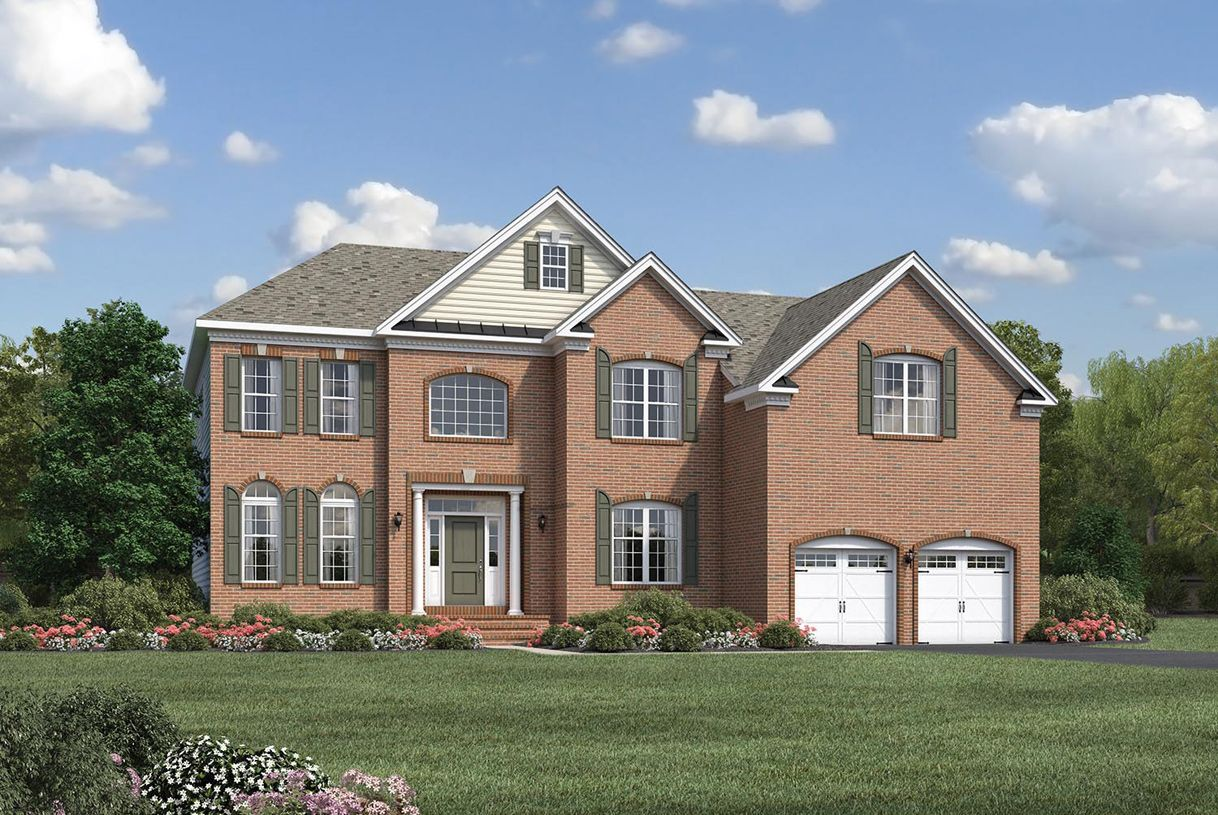Single Family for Active at Marlboro Ridge - The Hunt - Hopewell 4602 Bridle Ridge Road Upper Marlboro, Maryland 20772 United States