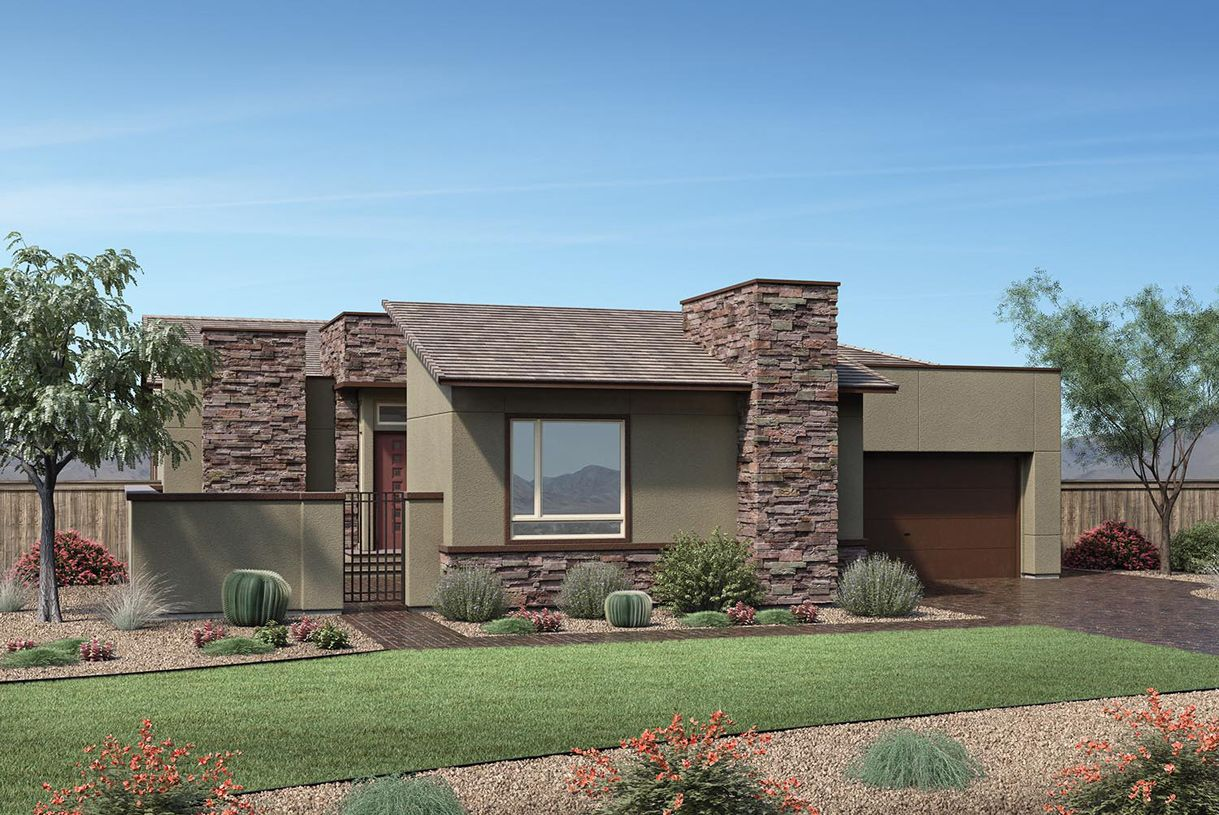 Single Family for Active at The Cliffs At Somersett - Everest Elite 2205 Cold Creek Trail Reno, Nevada 89523 United States