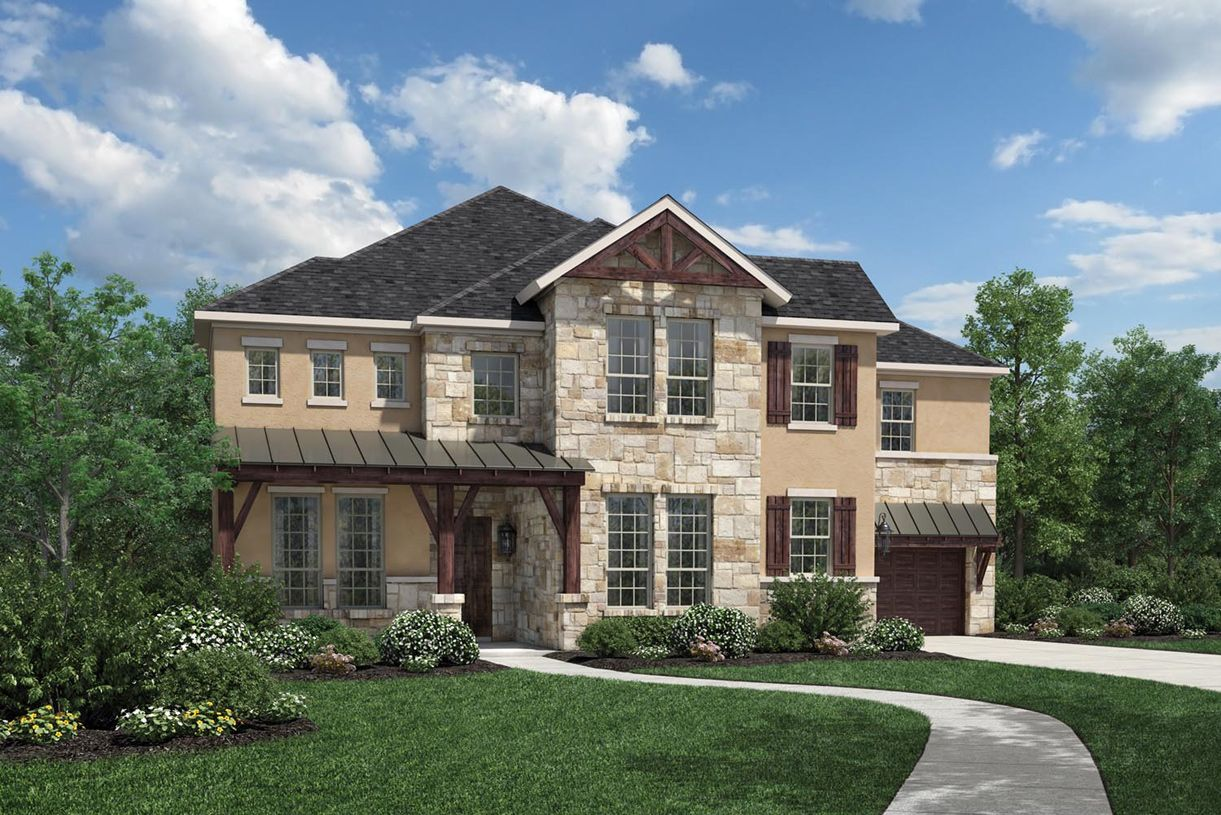 Single Family for Active at Vitoria Hill Country 1521 Falcon's Eye Drive Arlington, Texas 76005 United States