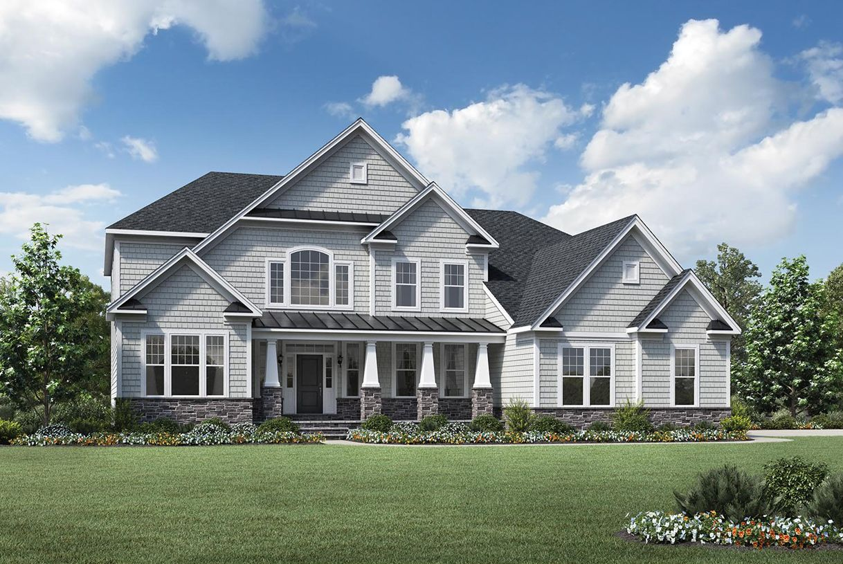 Single Family for Active at Seaside At Scituate - The Estate Collection - Harding 148 Hatherley Road Scituate, Massachusetts 02066 United States