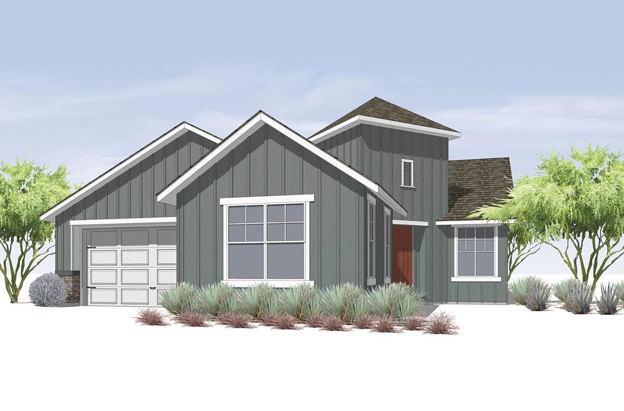 Single Family for Active at Regency At Caramella Ranch - Claymont Collection - Cambria 0 Western Skies Drive Reno, Nevada 89521 United States