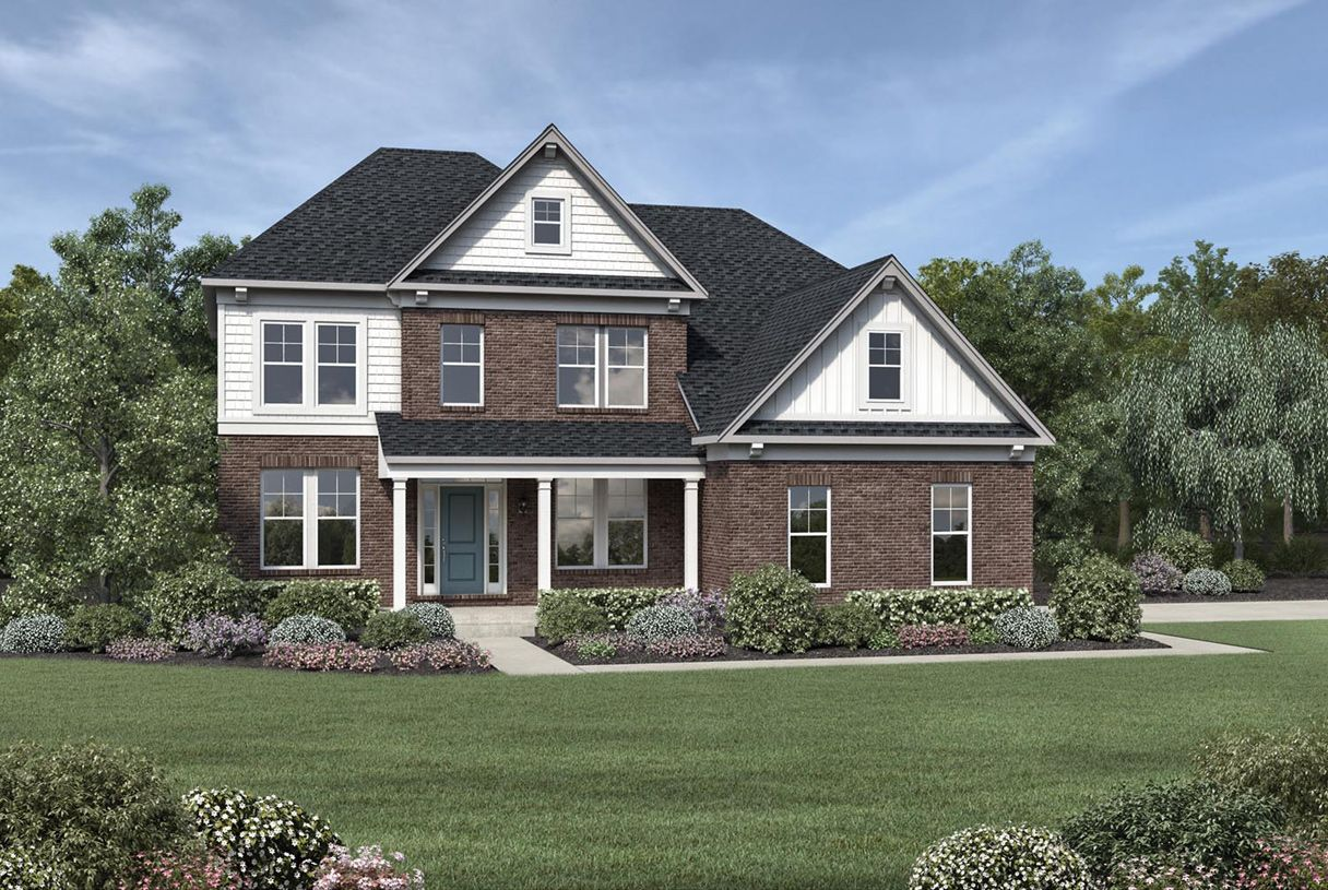 Single Family for Active at Trailwoods Of Ann Arbor - The Parkside Collection - Ellsworth Ii 229 S. Staebler Road Ann Arbor, Michigan 48103 United States