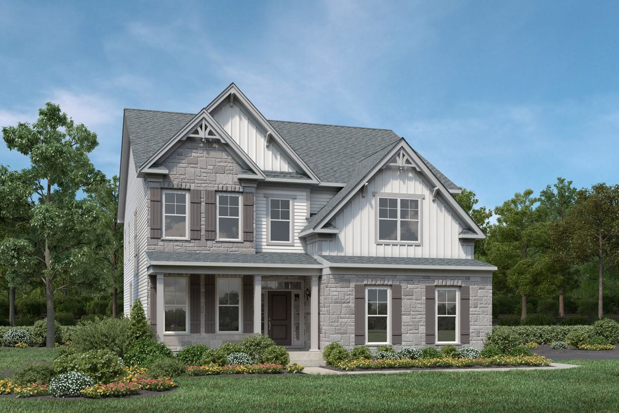 Single Family for Active at Trailwoods Of Ann Arbor - The Parkside Collection - Oakwood 229 S. Staebler Road Ann Arbor, Michigan 48103 United States