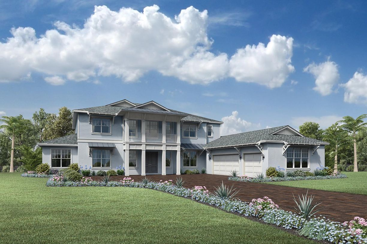 Single Family for Active at Coastal Oaks At Nocatee - Estate & Signature Collections - Hartridge 77 Portsmouth Bay Avenue Ponte Vedra, Florida 32081 United States